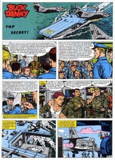 Extrait de Buck Danny -22b1984- Top secret