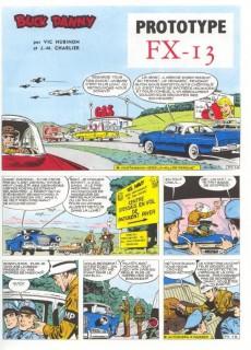 Extrait de Buck Danny -24c83- Prototype FX-13