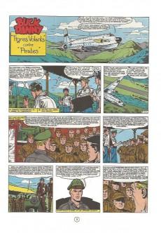 Extrait de Buck Danny -28c1983- Tigres volants contre pirates