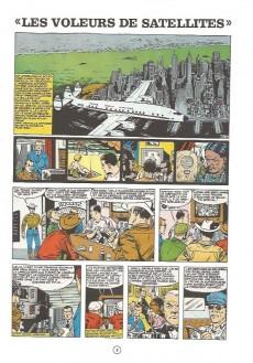 Extrait de Buck Danny -30b1984- Les Voleurs de satellites