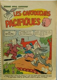 Extrait de Bunny (1re Série - Sage) -1- Les cartouches pacifiques