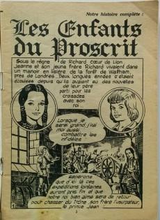 Extrait de Frimoussette -15- Les enfants du Proscrit
