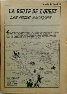 Extrait de La route de l'Ouest -13- Les fusils magiques