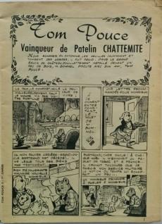 Extrait de Tom Pouce -3- Vainqueur de Patelin Chattemite