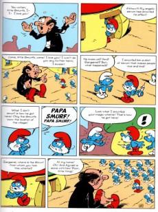 Extrait de SMURFS (les Schtroumpfs en anglais) -9- Gargamel and the Smurfs
