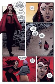 Extrait de La sorcière Rouge -3- Tome 3