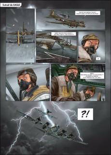Extrait de Eagle, l'aigle à deux têtes -1- Un destin dans l'orage