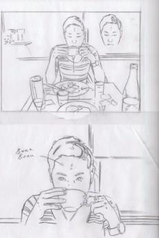 Extrait de L'Épinard de Yukiko - L'épinard de Yukiko