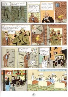 Extrait de Tintin (The Adventures of) -5c- The Blue Lotus