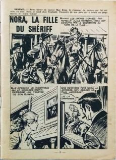 Extrait de Frimousse et Frimousse-Capucine -163- Nora, la fille du shériff