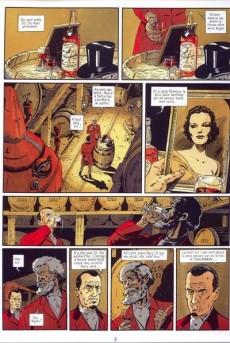 Extrait de Fox (Dufaux/Charles) -5- Le club des momies