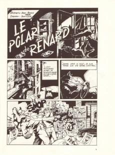 Extrait de Le polar de Renard -1a- Le polar de renard