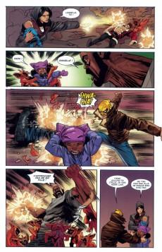Extrait de Power Man & Iron Fist -2- C'est la guerre