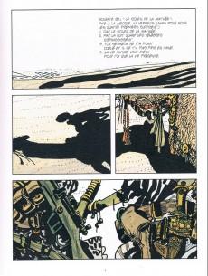Extrait de Corto Maltese -2Poch17- Les éthiopiques