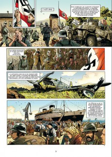 Extrait de 1940 - Et si la France avait continué la guerre -3- La riposte