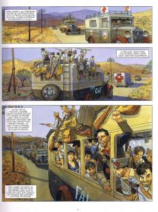 Extrait de Mattéo -4- Quatrième époque (août-septembre 1936)