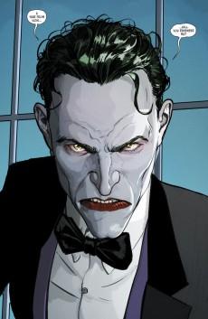 Extrait de Batman (DC Comics - 2016) -31- The War of Jokes and Riddles, Part Five