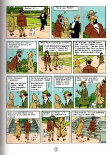 Extrait de Tintin (The Adventures of) -13a74- The Seven Crystal Balls
