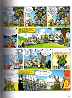 Extrait de Asterix omnibus (The great) -INT02- Volume 2
