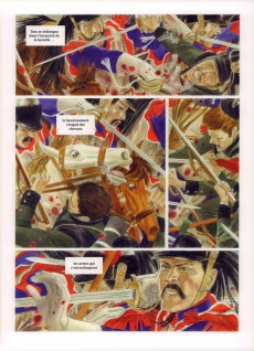 Extrait de La face cachée de Waterloo -1- La victoire de l'empereur