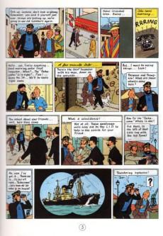 Extrait de Tintin (The Adventures of) -14b90- Prisoners of the Sun