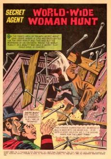 Extrait de Secret Agent (Gold Key - 1966) -2- (sans titre)