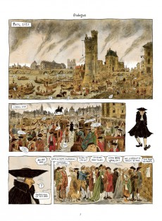 Extrait de Voltaire amoureux - Tome 1
