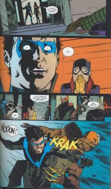 Extrait de Nightwing Rebirth -1- Plus fort que Batman