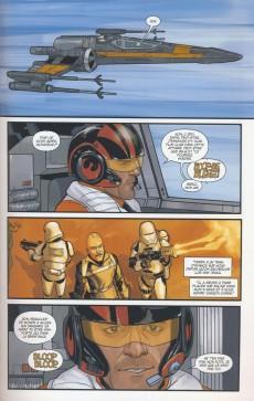 Extrait de Star Wars - Poe Dameron -3- La tempête approche