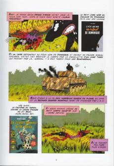 Extrait de Dominique (Pixel Vengeur) -2- Une aventure de Dominique, le petit tapir des Sundarbans dans Le Necrodominicon