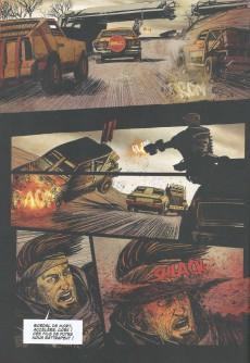 Extrait de Rockabilly Zombie Apocalypse -1- Les terres de malédiction