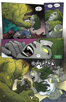 Extrait de Hulk (2017) -10- Untitled