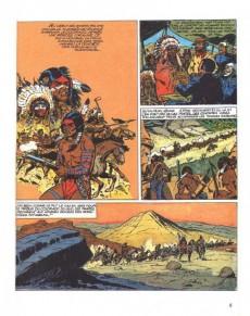 Extrait de Capitaine Apache - Tome 1