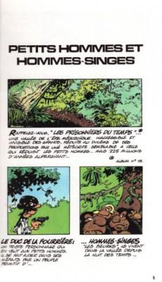 Extrait de Les petits hommes -14Poch- Petits hommes et des hommes-singes