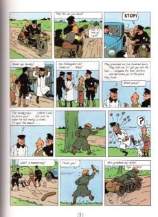 Extrait de Tintin (The Adventures of) -3d2008- Tintin in America