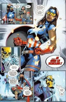 Extrait de Avengers (Marvel France - 2017) -4- Guerre ultime