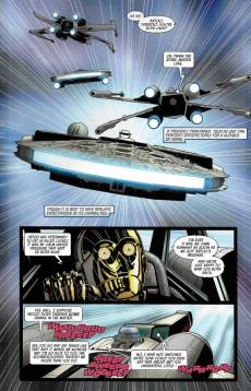 Extrait de Star Wars (2015) -36- Revenge Of The Astromech