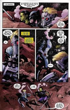 Extrait de All-New Wolverine (2016) -23- Hive Part 2 Of 3