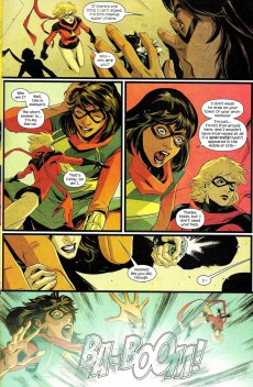 Extrait de Generations: Ms. Marvel & Ms. Marvel (2017) -1B- Generations: Ms.Marvel & Ms. Marvel