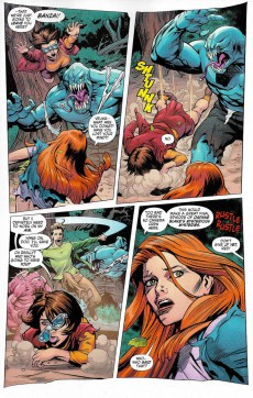 Extrait de Scooby Apocalypse (2016) -17- Tree Time!