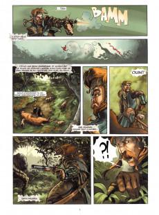 Extrait de L'enfant de l'orage / Le prince de l'orage -1- Pierres de sang