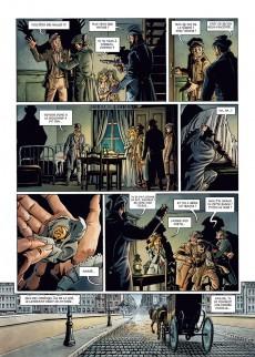 Extrait de Vidocq (Banovic/Nolane) -2- Le complot Napoléon