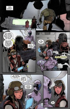 Extrait de Star Wars: Doctor Aphra (2016) -12VC- Doctor aphra and the enormous profit part iv
