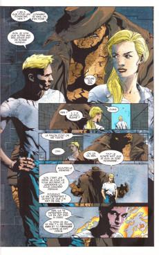 Extrait de Panini Comics (20 ans) -9- Fantastic Four : 1234