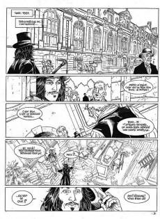 Extrait de Arcana historiae -1- Le parchemin de Guillaume