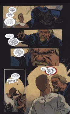 Extrait de Sons of Anarchy -4- Tome 4