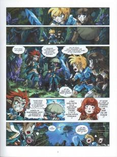 Extrait de Les légendaires -20- World Without : Le Royaume des Larmes