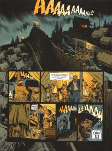 Extrait de Undertaker -4- L'Ombre d'Hippocrate