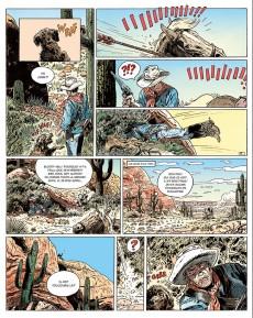 Extrait de Apache Junction -1- Les loups au crépuscule
