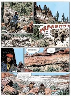 Extrait de Apache Junction -2- Les ombres dans le vent